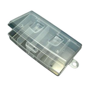Box - transparent organizer